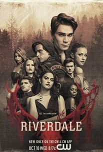 View Riverdale - Season 3 (2018) TV Series poster on Ganool