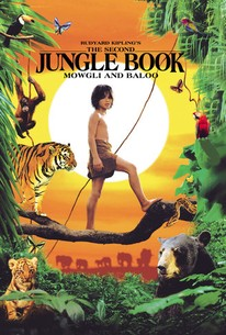 Rudyard Kipling's The Second Jungle Book