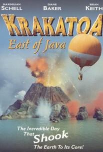 Krakatoa East of Java