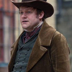 Thomas Howes as John Booth