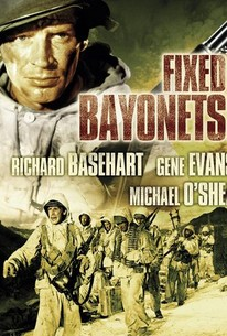 Image result for Fixed Bayonets! 1951