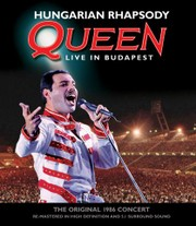 Queen - Hungarian Rhapsody: Live In Budapest '86