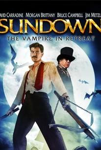 Sundown: The Vampire in Retreat