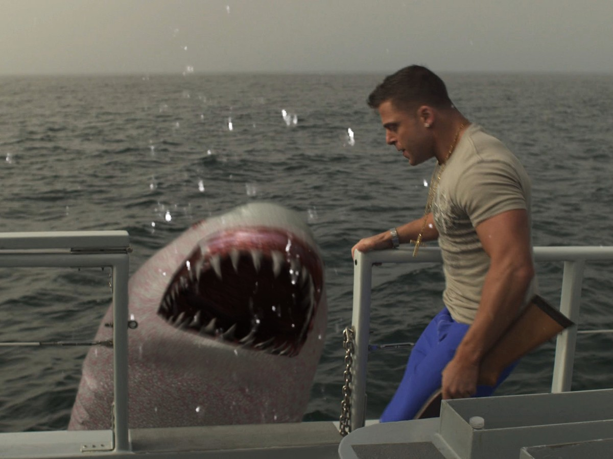 Jersey Shore Shark Attack (2012) - Rotten Tomatoes