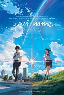 Your Name. (Kimi No Na Wa.)