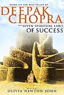 Deepak Chopra: Seven Laws of Spiritual Success