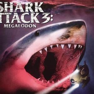 Shark Attack 3 Megalodon 2002 Rotten Tomatoes
