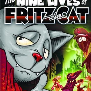 The Nine Lives Of Fritz The Cat 1974 Rotten Tomatoes