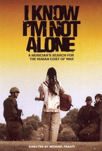 Human Cost of War: Michael Franti: I Know I'm Not Alone