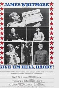 Give 'em Hell, Harry!