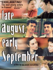 Late August, Early September