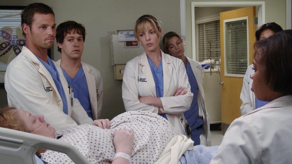 Greys Anatomy Season 1 Episode 6 Rotten Tomatoes