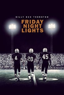 friday night lights 2004 rotten tomatoes