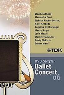 DVD Sampler Ballet Concert 06