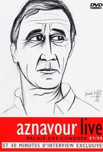 Charles Aznavour au Palais de Congres de Paris