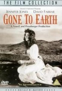 Gone to Earth