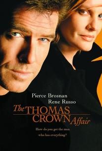 the thomas crown affair 1999 rotten tomatoes
