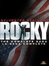 Rocky - The Complete Saga Collection
