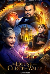 the house with a clock in its walls 2018 rotten tomatoes