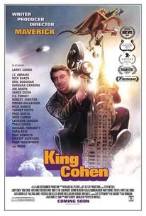 King Cohen: The Wild World of Filmmaker Larry Cohen movie poster