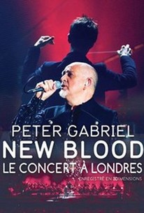 Peter Gabriel: New Blood Orchestra Live In 3D