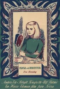 Flicka och hyacinter (Girl with Hyacinths)