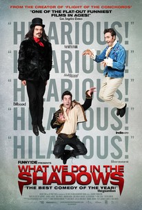 What We Do In The Shadows 2015