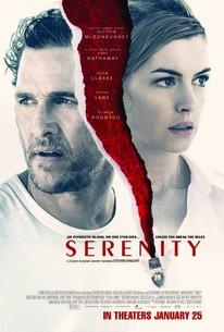 Serenity (2019) - Rotten Tomatoes