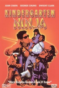 Kindergarten Ninja
