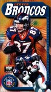 Denver Broncos 2000 Official NFL Team Video