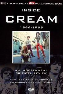 Inside Cream: A Critical Review 1966-1969