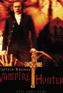 Captain Kronos - Vampire Hunter