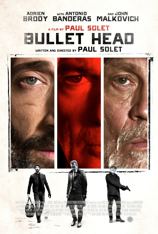 Bullet Head Movie Reviews