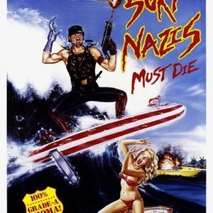 Surf Nazis Must Die Us Poster Art 1987 C 3