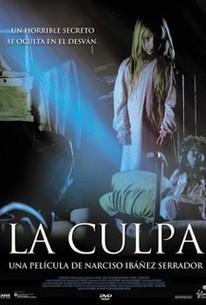 Películas para no dormir: La culpa (Blame (6 Films to Keep You Awake))