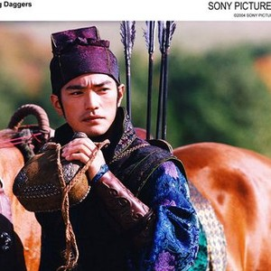 house of flying daggers english dubbed