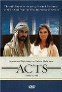 The Visual Bible: Acts (Falling Fire: The Gift of the Spirit)