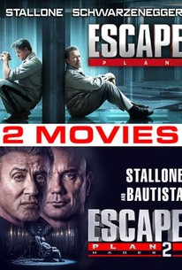 Escape Plan 2 (Double Feature with Escape Plan)