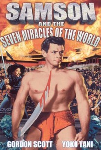 Maciste alla corte del Gran Khan (Samson and the Seven Miracles of the World)