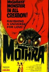Mothra 1961 Rotten Tomatoes