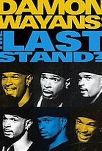 Damon Wayans - The Last Stand?