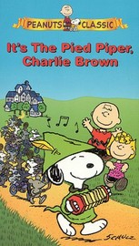 It's the Pied Piper, Charlie Brown