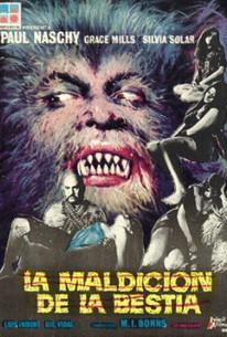 La Maldición de la bestia (Hall of the Mountain King)(Night of the Howling Beast)