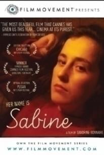 Her Name is Sabine (Elle s'appelle Sabine)
