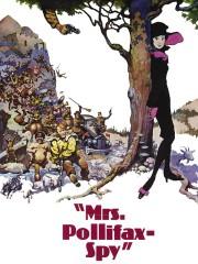 Mrs. Pollifax-Spy