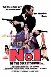 No. 1 of the Secret Service (Her Majesty's Top Gun)(Tell the Other Guy to Move Over! I'm Number One)