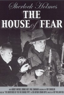 Sherlock Holmes in the House of Fear