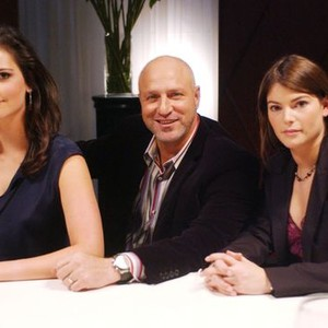 Katie Lee Joel, Tom Colicchio and Gail Simmons (from left)