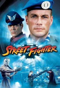 Street Fighter 1994 Rotten Tomatoes