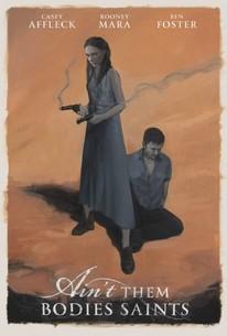 Ain't Them Bodies Saints movie poster